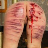 Bloody punishment movie!