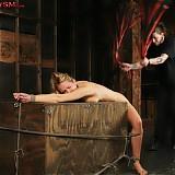 Extreme pain slut bondage orgasms!