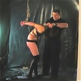 She is tall, she is hot and she is always in the mood to play kinky BDSM games.