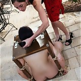Clare's slave Caroline