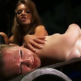 Slave submits to painful abuse