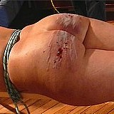 Most severe punishment movie in WWW!