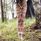 Nature Bondage - Tatyana bondage